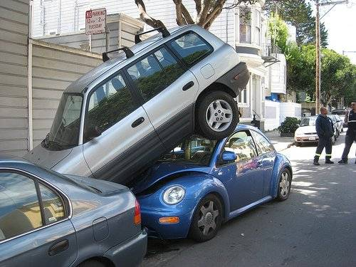 getting-a-parking-space