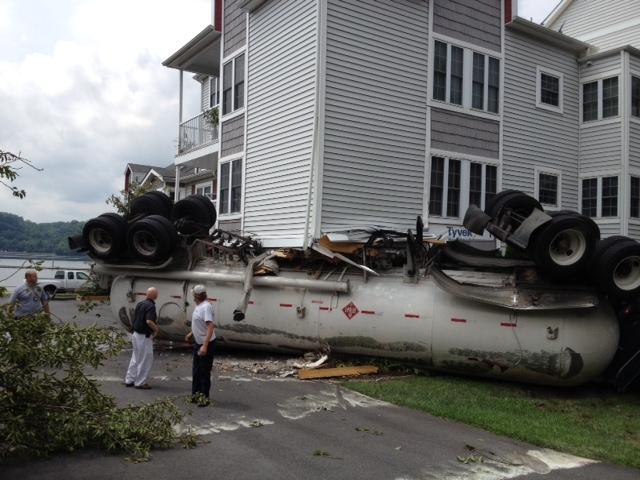 Encastré dans un complexe résidentiel à Port Deposit, Maryland