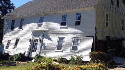 40 kilos de gaz ont suffi pour ruiner cette maison