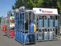 Rack BUtagaz