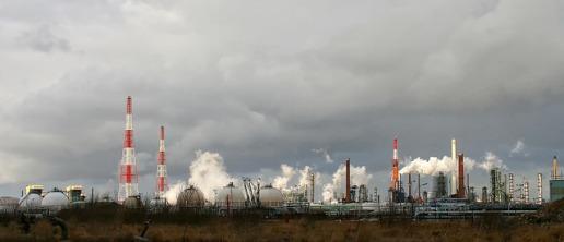 RAffinerie Anvers