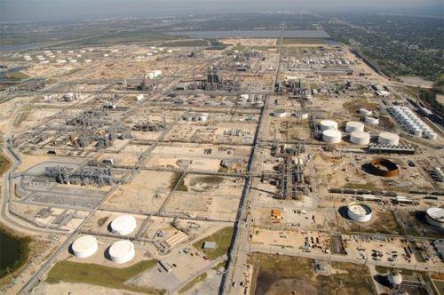 La plus grande raffinerie des USA à Port Arthur